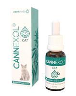 Cannexol Cat 3% CBD Hanf Aroma Öl