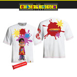 T-shirt Alvin pittore