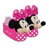 Pantofole minnie mouse rosa
