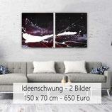 schwarzes Bild kaufen