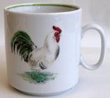 Kaffee-Becher (Hahn)