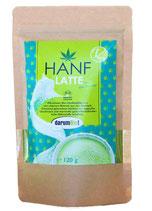 Hanf-Latte Trinkmischung vom Biohof Lindenberg / Altmark