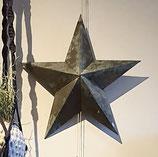 Stoere zinken ster - groot