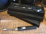 Oplaadbare electrische aansteker met USB oplaadsnoer
