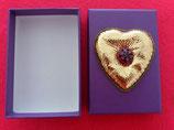 Goldwork Heart Gift Boxe