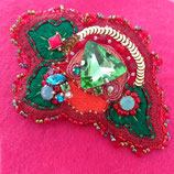 Lucky Shamrock Brooch