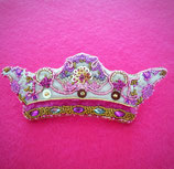 Royal Pink Hair Clip