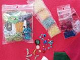 EXPERIMENTAL PACK + EMBROIDERY HOOP
