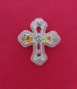 Crystalline Brooch