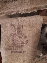 Shabby doek konijn