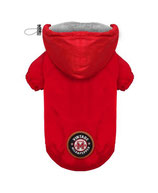 MILK & PEPPER IMPERMEABLE WINCH ROUGE