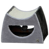 GRIFFOIR SISAL GRIS CHAT MARTIN SELLIER