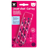 HERBE A CHAT JOUET LACET