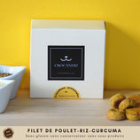 BOITE BISCUITS POULET GRANDS CHIENS