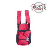 SAC VENTRAL DOGGY ROUGE