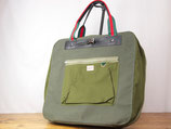 Oynts Garment Bag(Olive×Black)