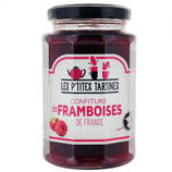 6 Confiture framboises Willamette pot de 315 gr - France