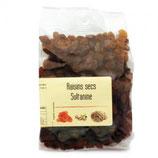 10 Raisins secs Sultanine paquet 250g