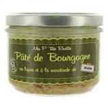6 Pâté de Bourgogne au lapin terrine 220g