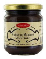12 Crème de marrons d'Ardèche pot 250 gr - France