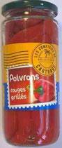 12Poivrons rouges bocal 350g Comptoirs de Carthage