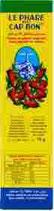 12 Harissa tube de 70 gr Cap Bon