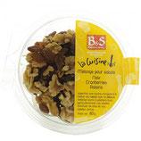 36 Mélange pour salade (noix, cranberries, raisins) 80g
