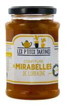 6 Confiture Mirabelles de Lorraine pot de 315 gr - France