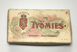 Сигаретная пачка WW-2 , Финляндия .