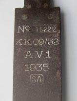 Крышка пулемёта Максим ( Финляндия )