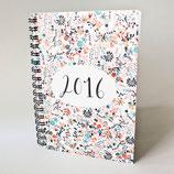 Taschenkalenderbuch 2016