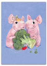 PK54 - NERVÖSE Nacktmeerschweinchen