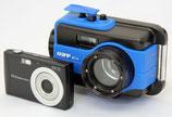 Kamera Riff RC 16 mit Unterwassergehäuse
