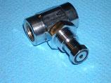 T-Stück-Adapter, Doppelgang, neu
