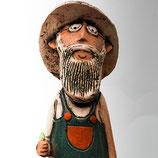 Keramikfigur John Langley