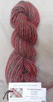 Scottish Tartan 1 ply handspun yarn