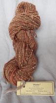 October 1 ply handspun yarn