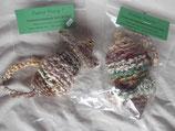 Catnip Mice - Crocheted handspun yarn