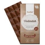 Xylit-Vollmilchschokolade von Xucker (100g)