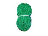 Élingue ( sangle ) textile ronde tubulaire de levage sans fin 2 tonnes