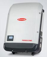 Fronius Symo 15.0-3-M mit 2 MPP Tracker und 3+3 DC-Eingänge