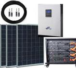5KW AC Power mit 1,4KW - 3,36kWp PV Leistung / 2,4kWh - 9,6kWh Batteriespeicher