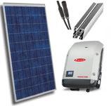 5,4 kWp Photovoltaikanlage für Pfannendach