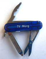 TV Mürg Schlüsselanhänger
