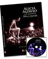 ALICIA ALONSO EN CARMEN. MITO Y LEYENDA. (Libro + DVD)
