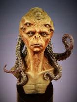 Buste Octopus (Réf. SF11)