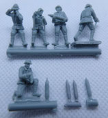 Artilleurs pour canon 105mm et 155mm (R72486)