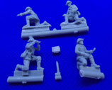 Artilleurs pour canon 47mm (R72484)