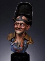 Buste Zenobe (Réf. SF13)