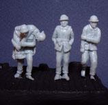 Tankistes français, set 3 (R72477)